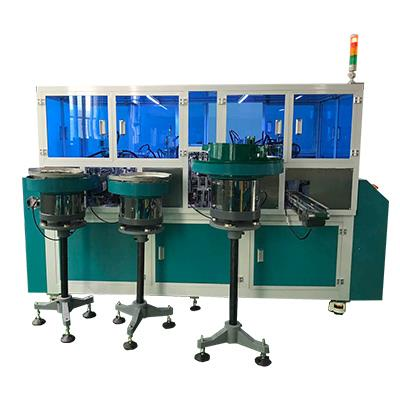 Highlighter automatic filling assembly machine